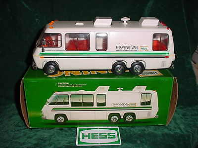 1978 1980 Holiday Christmas Training Van With Box  Inserts & Card Truck Toys