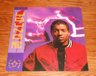 Young MC Poster 2-Sided Flat Square Promo 12x12 RARE