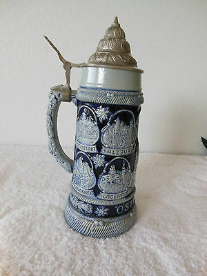 Western Germany Beer Stein (Vintage)!