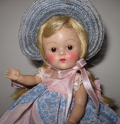 1953 Strung Vogue Ginny Doll BO PEEP #53 Frolicking Fables Series