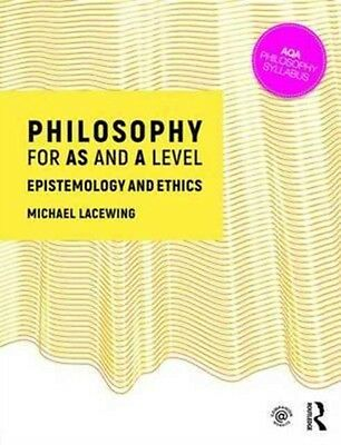 Philosophy For As & A Level, Lacewing, Michael, 9781138690394