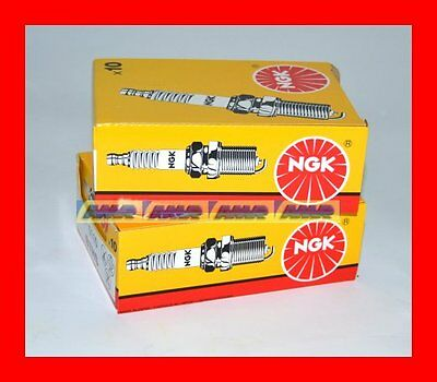 SPARK PLUG NGK B8HS PITCH SHORT ø 14 x 12,7 - 2 BOXES OF 10 CANDLES NGK