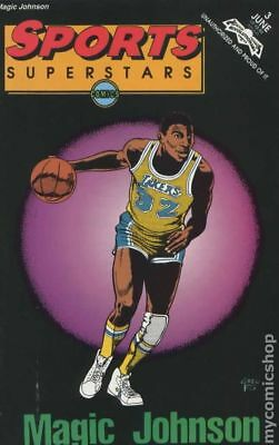Sports Superstars Comics (1992) #3 FN