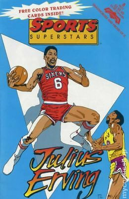 Sports Superstars Comics (1992) #8 FN