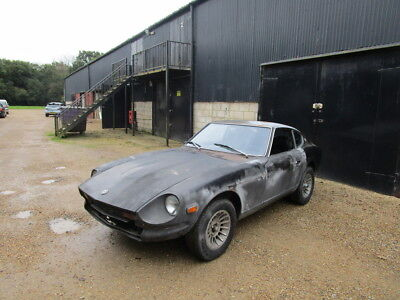Datsun 280z 1975 LHD Running Driving project Car. Matching Numbers.