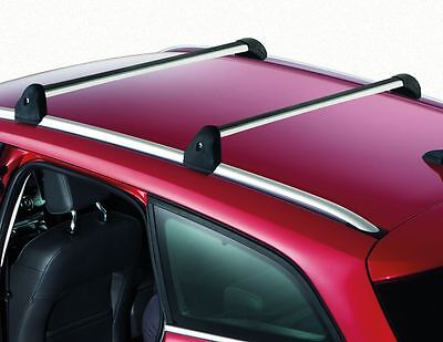 Roof Bars Estate Without Roof Rails 2014 Onwards Genuine Ford Focus Crossbars