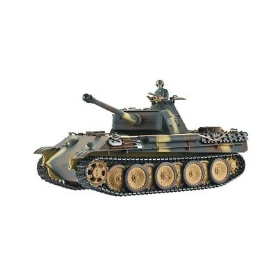 Torro 1:16 RC Panzer Panther G Profi Metall BB Version mit Holzkiste # 121387950