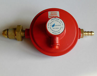 Gas Lpg Propane Regulator 4Kg/h With 8Mm Hose Connection. 700E 1St Class Post !