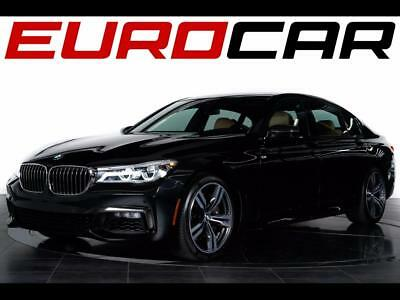 2016 BMW 7-Series 750i 2016 BMW 750i - M Sports Package, Panoramic Sky Lounge LED Roof