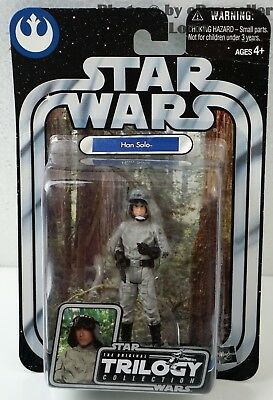 Star Wars Han Solo 2004 Original Trilogy Collection OTC-35 AT-ST Driver