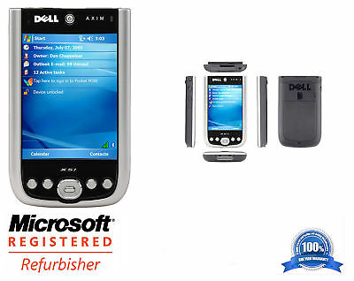 Dell Axim X51 Colour Touch Screen PDA  B/Tooth MP3 with all cables