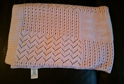 next baby girl thick cotton blanket