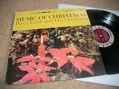 Percy Faith Orchestra- The Music Of Christmas Vinyl Album