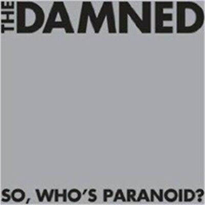 So, Who's Paranoid?, The Damned, Vinyl, 0803341444454