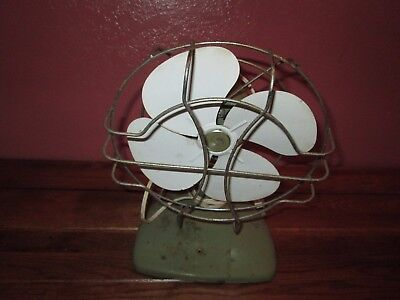 Vintage Superior Electric Products Corporation Electric Fan