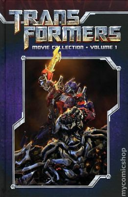Transformers Movie Collection HC (2010 IDW) #1-1ST NM