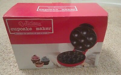 Brand New, Delicious cupcake maker! Ideal for parties or Christmas present!