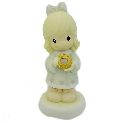 Precious Moments CENT WITH LOVE Porcelain Hearts Romance 4001667