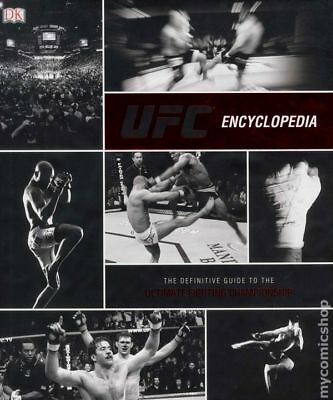 UFC Encyclopedia HC (2011) #1-1ST NM