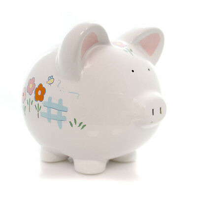 Bank BANK COUNTRY GARDEN Ceramic Piggy Coins XC400CG
