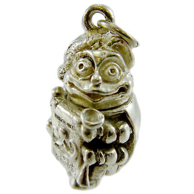 Harmony Kingdom LORD BRYON PENDANT Sterling Silver Ladybog Necklace TJZLESSLB