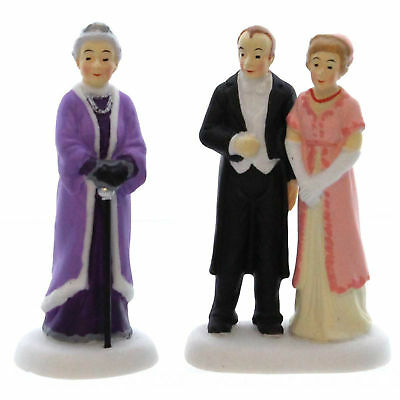 Dept 56 Accessories THE DOWNTON LEGACY Polyresin Countess British 4036514