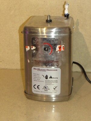 Westbrass Hotmaster Dispenser Model Qht-3 120V 5/8 Gal Capacity