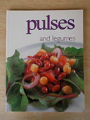 Pulses & Legumes~Recipes~Cookbook~80pp P/B