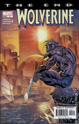 Wolverine The End (2004) #2 VF
