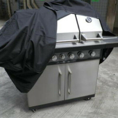 Outdoor Garden Waterproof Anti-corrosion BBQ Cover Barbecue Covers Protector