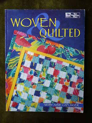 Woven Quilted- Patchwork-Decoration