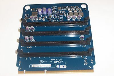 820-2178-B/630-8751 Apple Mac Pro Memory Riser Card A1186 (EMC 2180) Early 2008