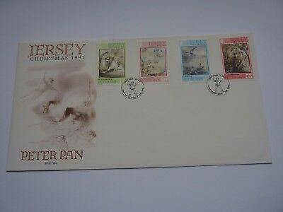 Jersey Christmas 1991 FDC