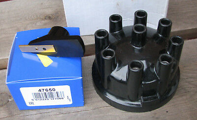 MG Rover RV8 V8 TR8 Distributor Cap and Rotor Arm MGRV8 TVR Land Rover SD1 New