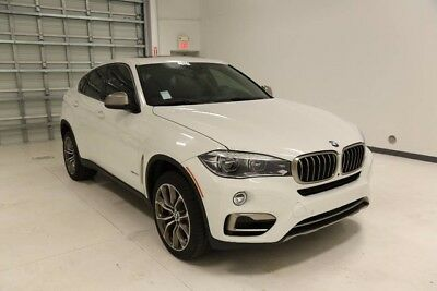 2017 BMW X6 xDrive50i Sport Utility 4-Door