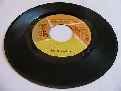 The Velvelettes-A Bird In The Hand (Is Worth)/since You've Been Loving Me-V.i.p.