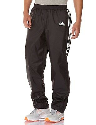 adidas Adizero Rain Mens Waterproof Track Pants Lightweight Breathable Running