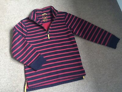 Boys Mini Boden Lovely Soft  Sweater / Jumper Age 9 - 10 Years