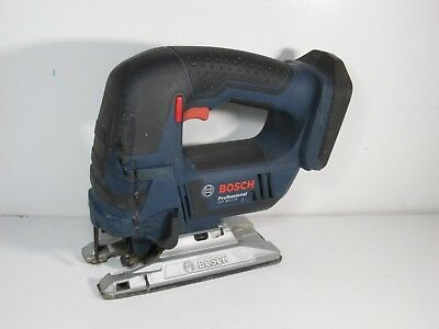 Bosch GST 18V-LI B 18V Cordless Jigsaw Bare unit fully working order