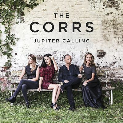 THE CORRS JUPITER CALLING CD (Released November 10th 2017)