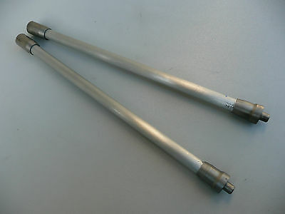 BSA B31 B33 Pair of Engine Push Rods Inlet & Exhaust UK made Part No. 65-1084