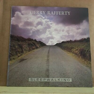 GERRY RAFFERTY Sleepwalking  UK Vinyl LP EXCELLENT CONDITION Fame issue