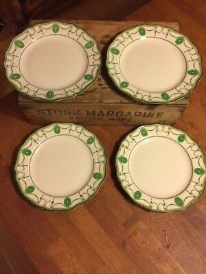 Royal Doulton Countess – Set 4 Medium Plates – Great! –