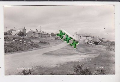 Lilywhite Photo Postcard - Ruardean Hill.