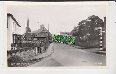Lilywhite Photo Postcard - Ruardean High Street.