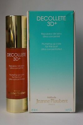 Jeanne Piaubert - Decollete 3D+ - Plumping Up Care For The Bust 50Ml #79-4-6