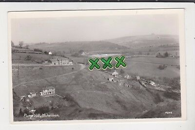 Lilywhite Photo Postcard - Plump Hill, Mitcheldean.