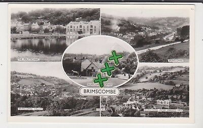 Lilywhite Photo Postcard - Brimscombe  ( Stroud ).