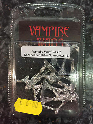 Westwind Productions Vampire Wars - EOTD - Sackheaded Killer Scarecrows