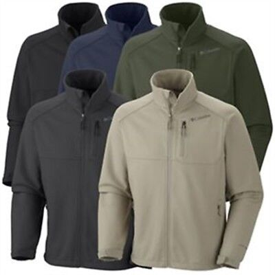 NEW $115 COLUMBIA Men's Ascender™ Softshell Jacket 1556531 All Colors